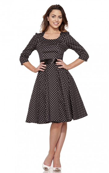 Hearts and Roses Lucy Dress