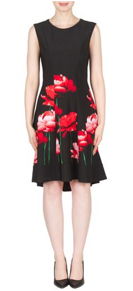 Joseph Ribkoff Poppy Dress