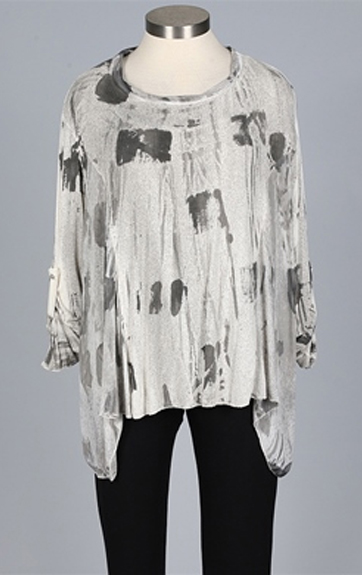 Scandal Italy Be Mine Tunic