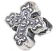 Zable Filigree Cross