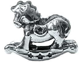 Zable Rocking Horse Bead