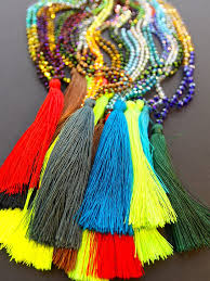 Zacasha Tassel Necklace